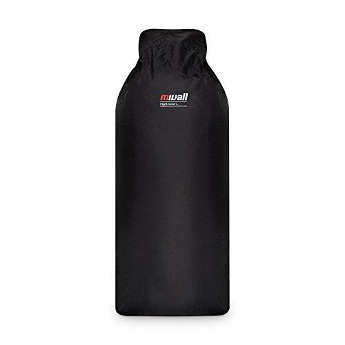 Mivall Flightbag Rucksackschutz Schutzsack für Rucksack und Taschen (L)