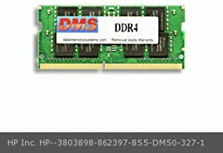 DMS Compatible/Replacement for HP Inc. 862397-855 Pavilion x360 14-cd0027nl 4GB DMS Certified Memory 260 Pin DDR4-2400 PC4-19200 512x64 CL17 1.2V SODIMM - DMS