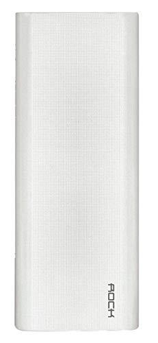 Rock ITP106 13000mAH Power Bank (White)