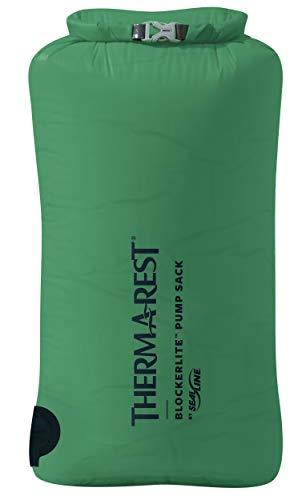 Therm-a-Rest Blockerlite Pump Sack Grün, Zubehör, Größe One Size - Farbe Green