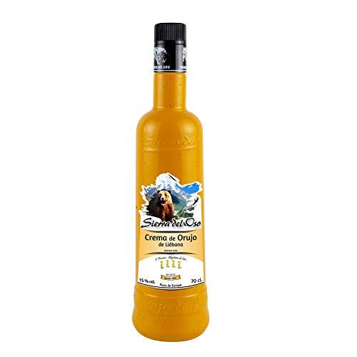 Crema de Orujo Sierra del Oso - 3 botellas de 700 ml