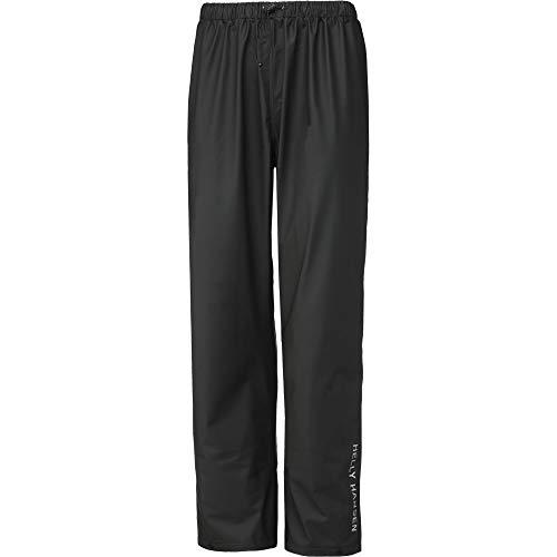 Helly Hansen Workwear Regenarbeitshose 100% wasserdicht, Schwarz (990), Gr. M