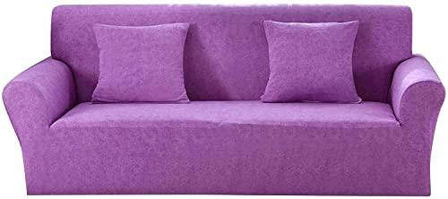 AOINHIOU Funda de sofá Estampada - Funda de sofá de Jacquard Funda elástica para sillón Relax Completa Funda elástica para sillón reclinable