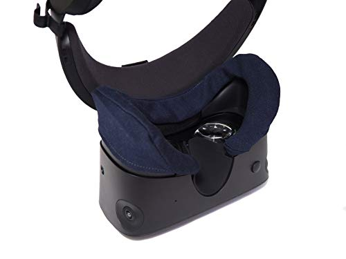 Fabric Cover for Oculus Rift S (Sweat Absorbent - Quick Drying) 2 Pack