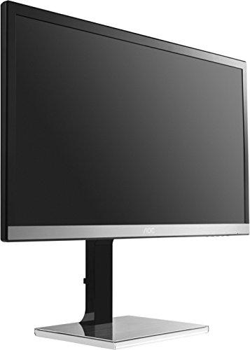 AOC U3277PWQU 80,01 cm (31,5 Zoll) Monitor (VGA, DVI, HDMI, 5ms Reaktionszeit, MVA Panel, DisplayPort, 60 Hz, 3840 x 2160 Pixel, UHD) schwarz