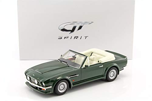 GT Spirit zm091Aston Martin V8Vantage Volante–Escala 1/18–Verde