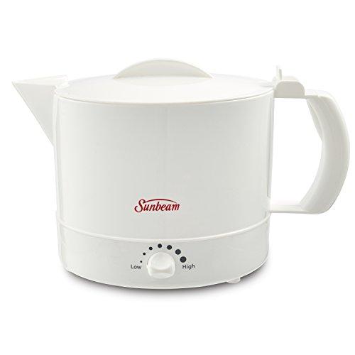 Sunbeam, White Electric Hot Pot, 1