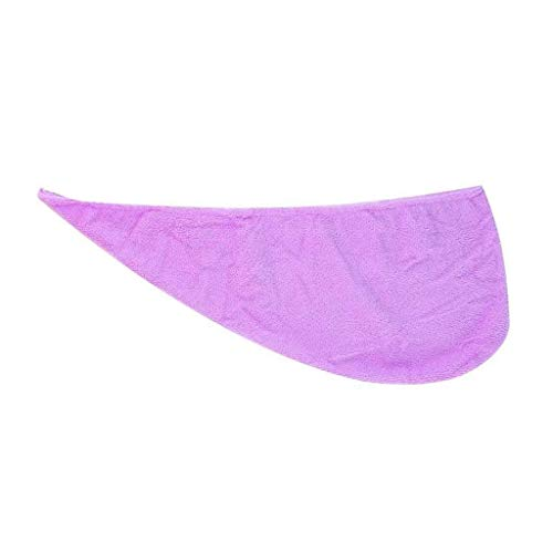 KAYBELE Mkwlbfcz para Mujer Chicas de Mujer Dama mágica Quick seco baño Pelo Secado Toalla Cabeza Envoltura Sombrero Maquillaje cosméticos Tapa Herramienta de baño