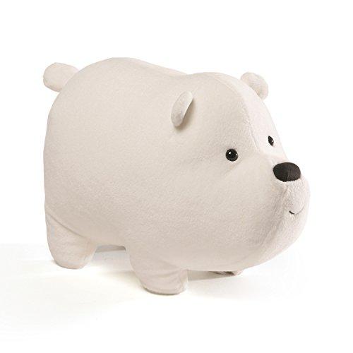 "GUND We Bare Bears Ice Bear Stuffed Animal Plush, 12"""