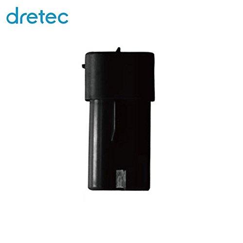 ドリテック リチウムイオン充電池(サイクロンクリーナー CleanstormL クリーンストームL VC-801専用) RB-800BK