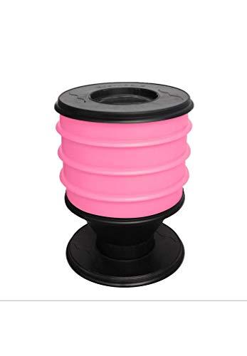 Eco-Worms - Lombricomposteur Coloris Rose Fuschia