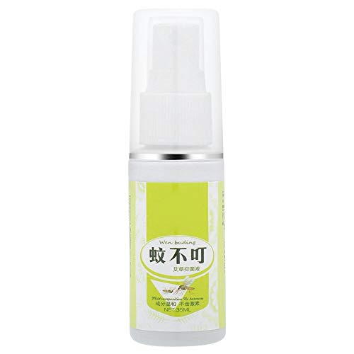 Cadeau de Juillet Eau Florale, Anti-Moustiques Eau Florale Rafraîchissante Anti-Bactéries Démangeaisons Traitement Spray Liquide 35 ml