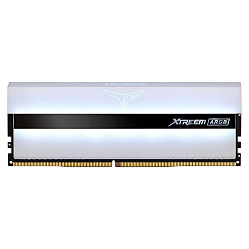 TEAMGROUP T-Force Xtreem Dual Channel DDR4 16 DRAM For Desktop Gaming Memory