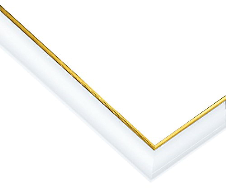 木製パズルフレーム ラッセンパズル専用 パールホワイト (38x53cm)
