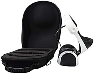 Case for Hard EVA Travel Case fits Sony Playstation VR (PS VR) Headset and Accessories VR PS4 PS VR (Black)