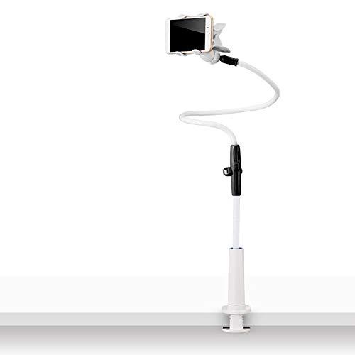 Twist, supporto universale per baby monitor, supporto flessibile per videocamera, fissaggio con cinghie e morsetto ai mobili, nessuna perforazione richiesta, supporto flessibile per videocamera