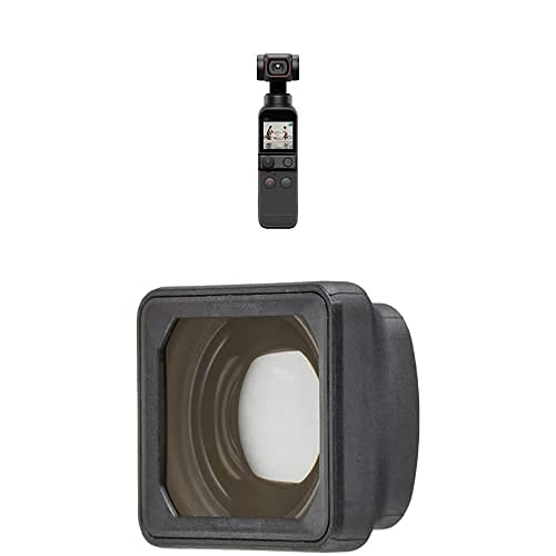 DJI Pocket 2 + Wide Angle Lens