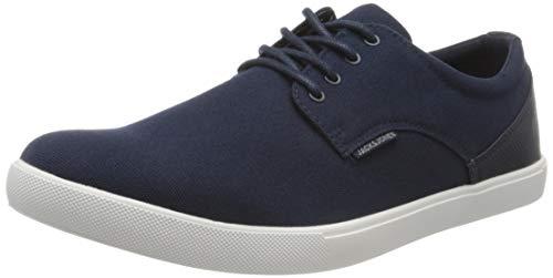 JACK & JONES Herren Sneaker Leinen 42Navy Blazer