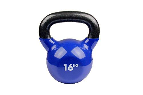 Fitness Mad Kettlebell - Pesa rusa de ejercicio y fitness,...
