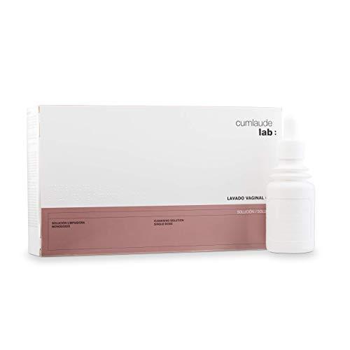 Cumlaude Lab - Solución Monodosis para Lavado Vaginal CLX - Previene Inflamaciones e Irritaciones - 5 Frascos de 140 ml