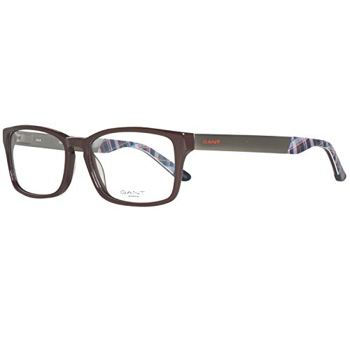 GANT GA3069 55048 Brille GA3069 55048 Rechteckig Brillengestelle 55, Braun