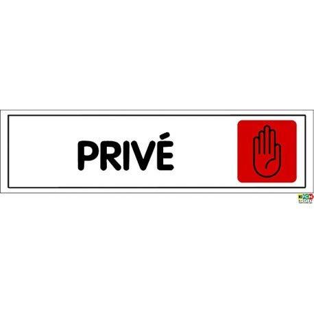 Zelfklevende sticker voor deur / handel / kantoor / winkel, logo 32 Small