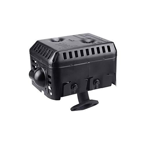 TF Auto Auspuff Schalldämpfer Silencer für Honda GX110 GX120 GX140 GX160 GX200