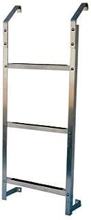 Dyne, Inc. 3 Step Ultra Protect Egress Basement Window Well Escape Ladder 3ESL by Dyne