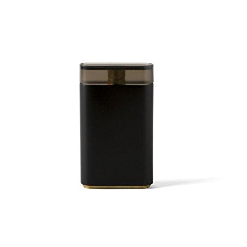 RBT Stainless Steel Drinking Flask (Black) (B4-06717)