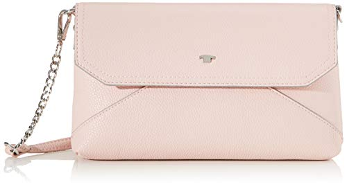 TOM TAILOR Acc Damen Vittoria Clutch, Pink (Rose), 28x16x3.5 cm