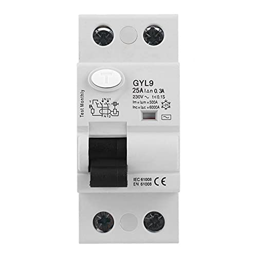 2P 230V 50/60Hz Ip20 Gyl9 interruttore Automatico in Miniatura interruttore Corrente Protettore interruttore Corrente Corrente interruttore per industria(25A)