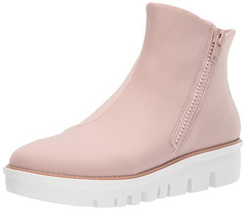 Fitflop Damen Stiefel Chunky Zip, Pink (Mink), 37 EU