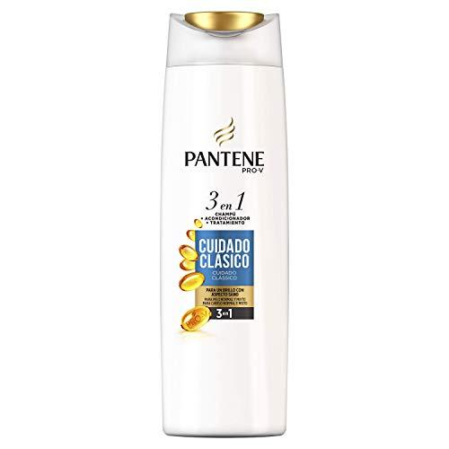 Pantene, Champú Cuidado Clasico - 300 ml