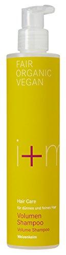 I+M Volumen Shampoo Weizenkeim 250 ml Shampoo