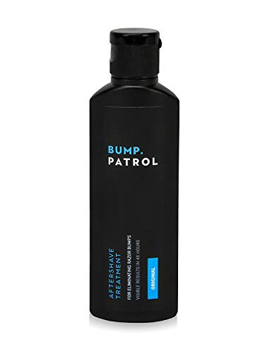 Bump Patrol Original Formula After Shave Bump Treatment Serum - Razor Bumps, Ingrown Hair Solution for Men and Women - 4 Ounces