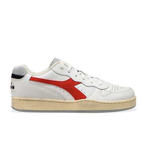 Diadora - Sneakers MI Basket Low Icona para Hombre (EU 43)