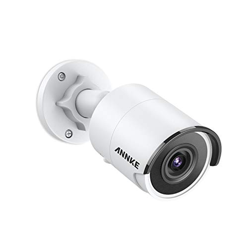 Annke Überwachungskamera, 4 K, 8 MP, IP, PoE, für den Außenbereich, 8 Megapixel, Ultra HD, Infrarot-Nachtsicht, IP67 wetterfest, H.265 ONVIF, Bewegungserkennung