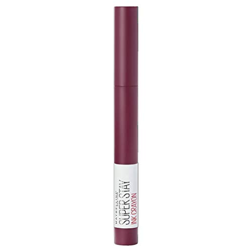 Maybelline New York Superstay Ink - Lápiz de labios mate, color Accept A Dare 60