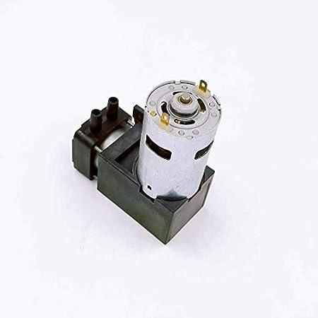 Pump 0.9bar Vacuum Laboratory Piston Type Portable DC Air Sampling Pump Voltage: 12V