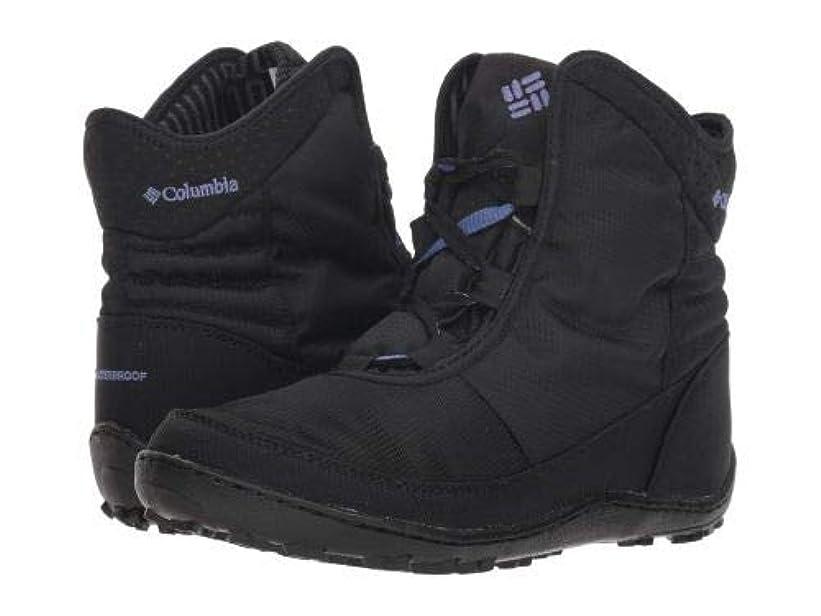 ご予約フェロー諸島サスペンドColumbia(コロンビア) レディース 女性用 シューズ 靴 ブーツ レインブーツ Crystal(TM) Shorty II TC - Black/Eve [並行輸入品]