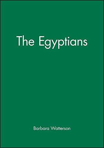 The Egyptians (Peoples of Africa) by Barbara Watterson (1997-02-20)