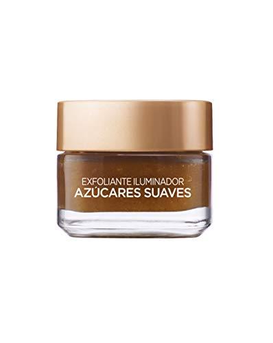 L'Oreal Paris - Dermo Expertise, Exfoliante Facial Iluminador Azúcares Suaves - 50 ml