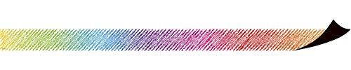 Teacher Created Resources Colorful Scribble Magnetic Border, 77290 Photo #2