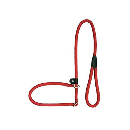 Freedog Sangle Double Rouge Rond Rouge (13mmx120cm)