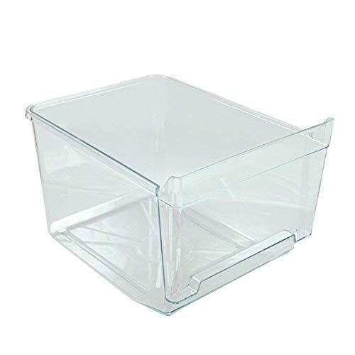 ORIGINAL Liebherr 9290016 Gemüseschale Gemüsefach Schublade Schublade Kühlfach Kühlschublade Kühlschrankschublade Gemüseschublade Behälter Schale Fach Box Kühlschrank