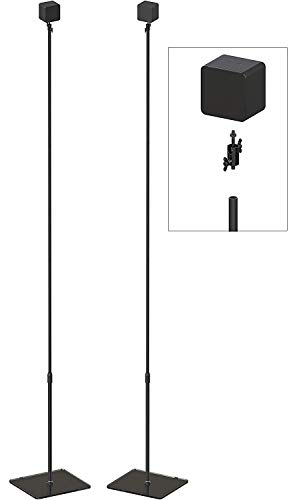 Skywin VRガラススタンド HTC Vive 対応センサースタンド ベースステーション バイブとリフト星座センサー用 (2個パック)