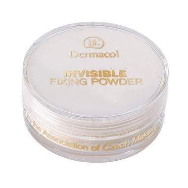 Dermacol Invisible Fixing Polvos de Maquillaje, Tono: Natural - 5 gr