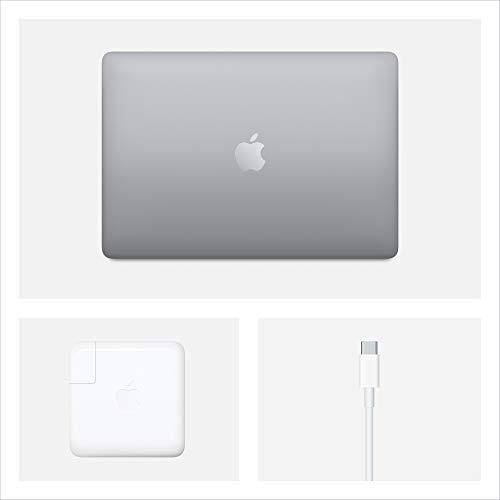 AppleMacBookProIntelプロセッサ(13インチPro,16GBRAM,512GBSSDストレージ,MagicKeyboard)-スペースグレイ