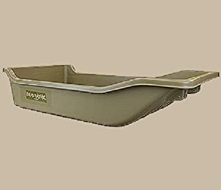 Beavertail 200815 Large Wild Series Marsh Brown Bird/Duck Hunting Sled