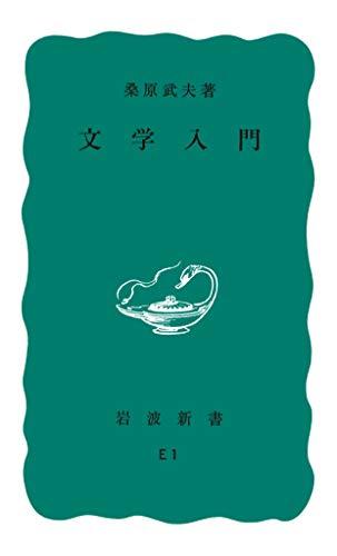 文学入門 (岩波新書)